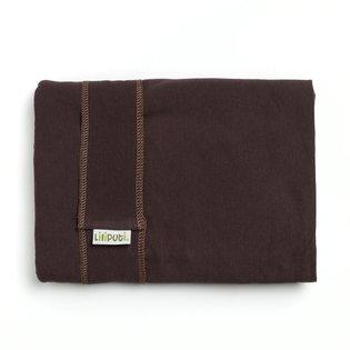Liliputi® Rugalmas Hordozókendő - Classic line - Brown Hazel