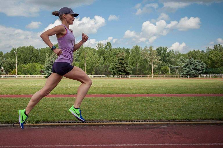 Erdélyi Zsófi - olimpikon maratonfutó