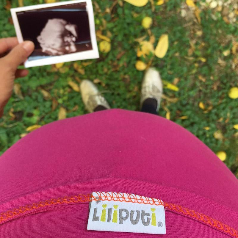 Liliputi hordozókendő