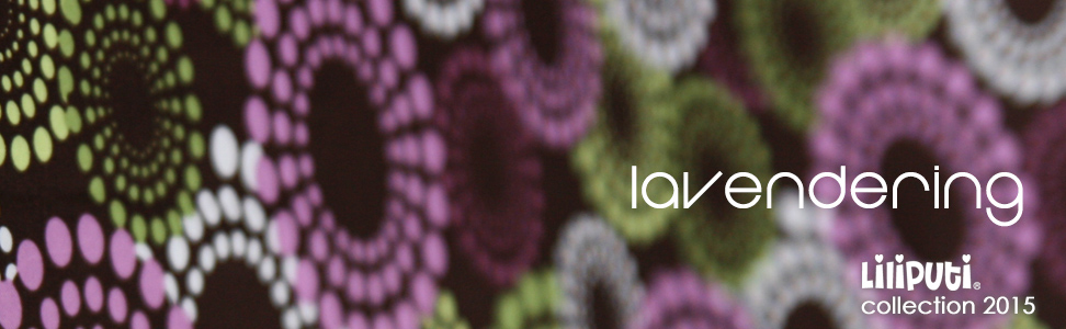 Liliputi Rainbow collection - Lavendering
