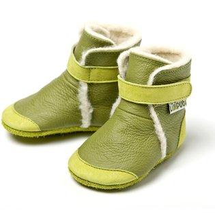 Liliputi® puhatalpú csizma - Himalaya Zöld