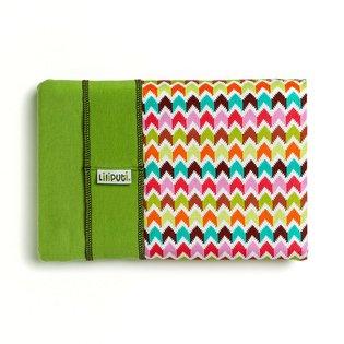 Liliputi® Rugalmas Hordozókendő  - Rainbow line - Maya