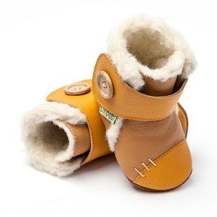 Liliputi® puhatalpú csizma - Arktisz Karamell
