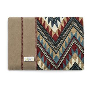 Liliputi® Rugalmas Hordozókendő  - Rainbow line - Nawaho