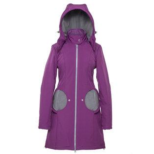 Liliputi® 4in1 Mama Kabát - Violet-Grey