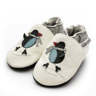 Liliputi® Puhatalpú Cipő - Polár Pingvin