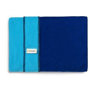 Liliputi® Rugalmas Hordozókendő - Duo line - Turquoise-Aqua
