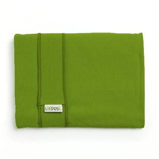 Liliputi® Rugalmas Hordozókendő - Classic line - Green Forest