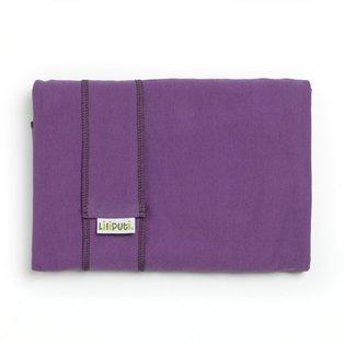 Liliputi® Rugalmas Hordozókendő - Classic line - Purple Lotus