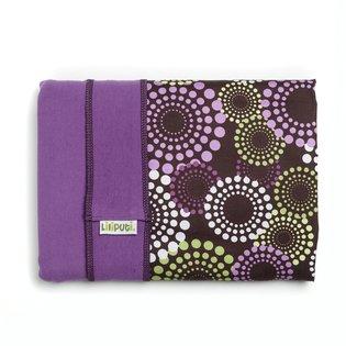 Liliputi® Rugalmas Hordozókendő - Rainbow line - Lavendering